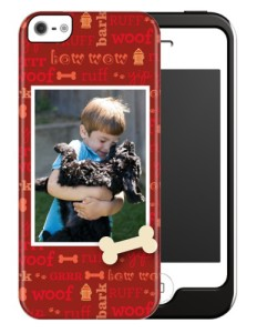 personalized photo iphone cases for dog lovers